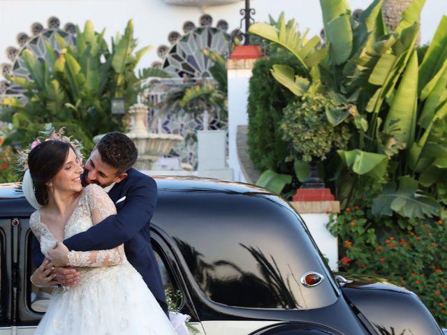 La boda de Irene y Fran en Villalba Del Alcor, Huelva 49