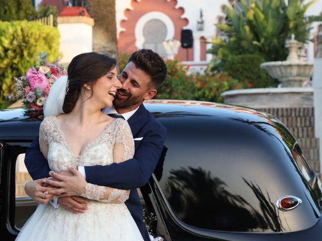 La boda de Irene y Fran en Villalba Del Alcor, Huelva 50