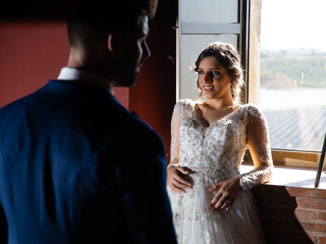 La boda de Irene y Fran en Villalba Del Alcor, Huelva 51