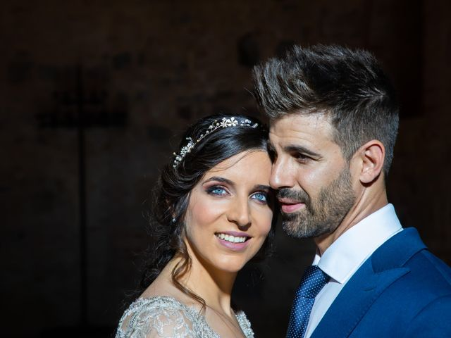 La boda de Irene y Fran en Villalba Del Alcor, Huelva 53