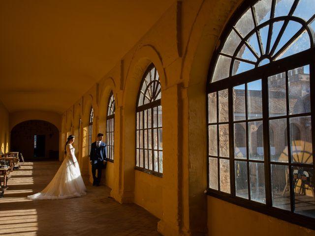 La boda de Irene y Fran en Villalba Del Alcor, Huelva 55