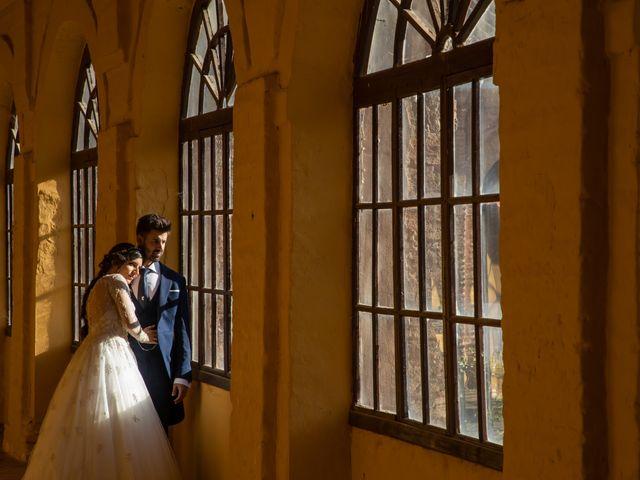 La boda de Irene y Fran en Villalba Del Alcor, Huelva 56