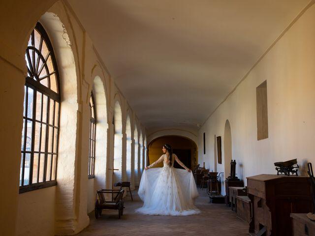 La boda de Irene y Fran en Villalba Del Alcor, Huelva 58