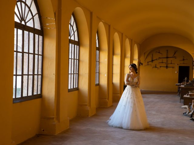 La boda de Irene y Fran en Villalba Del Alcor, Huelva 61