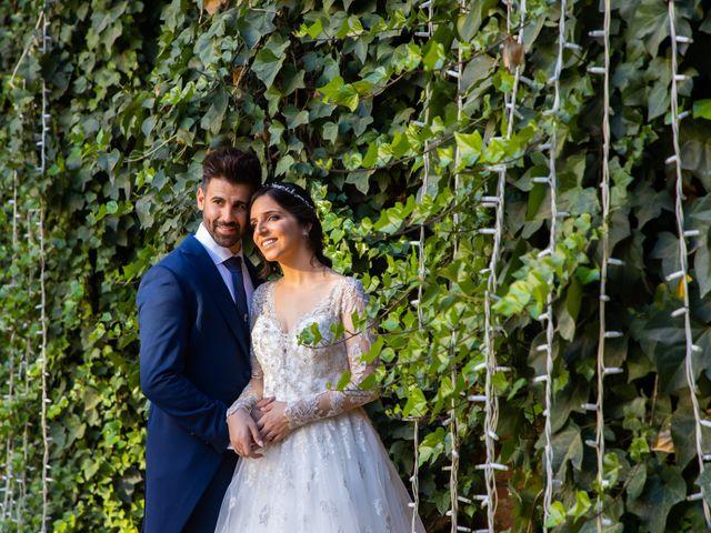 La boda de Irene y Fran en Villalba Del Alcor, Huelva 63