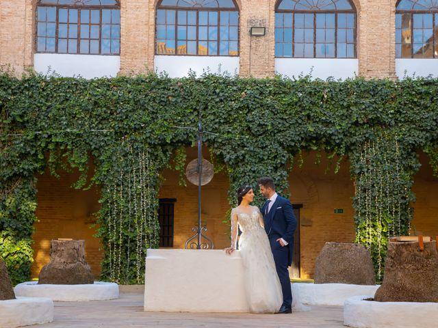 La boda de Irene y Fran en Villalba Del Alcor, Huelva 65