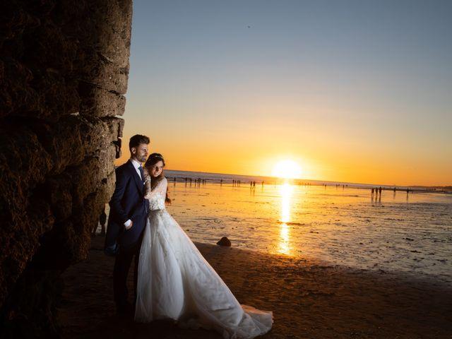 La boda de Irene y Fran en Villalba Del Alcor, Huelva 71