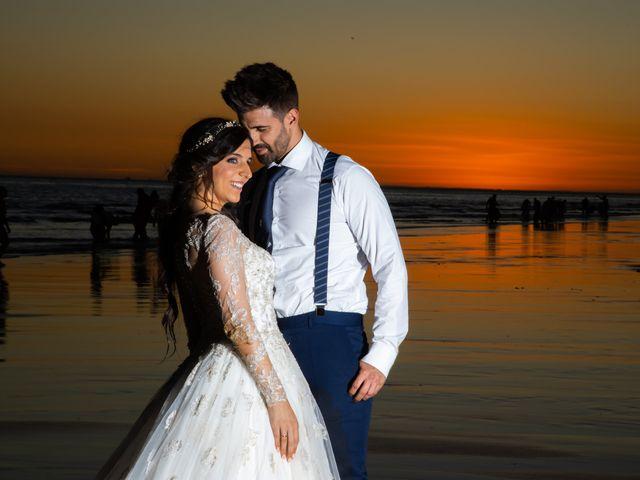 La boda de Irene y Fran en Villalba Del Alcor, Huelva 75