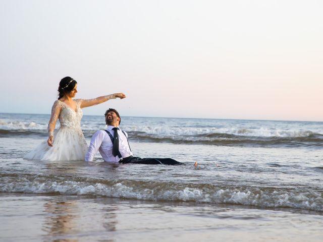 La boda de Irene y Fran en Villalba Del Alcor, Huelva 79