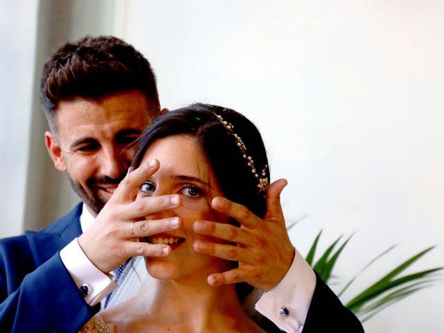 La boda de Irene y Fran en Villalba Del Alcor, Huelva 80
