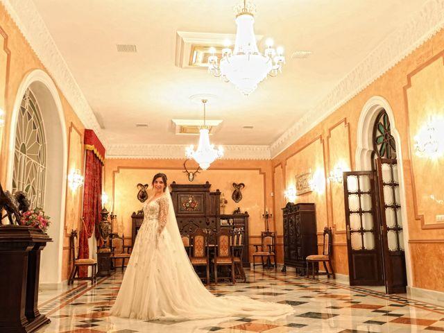 La boda de Irene y Fran en Villalba Del Alcor, Huelva 82