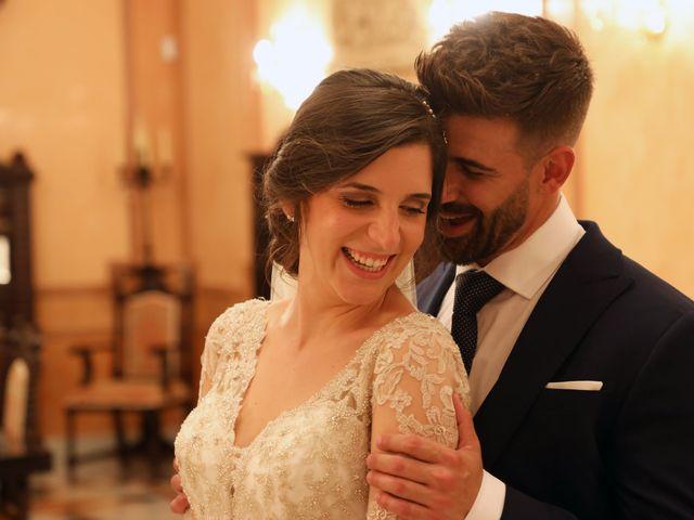 La boda de Irene y Fran en Villalba Del Alcor, Huelva 83