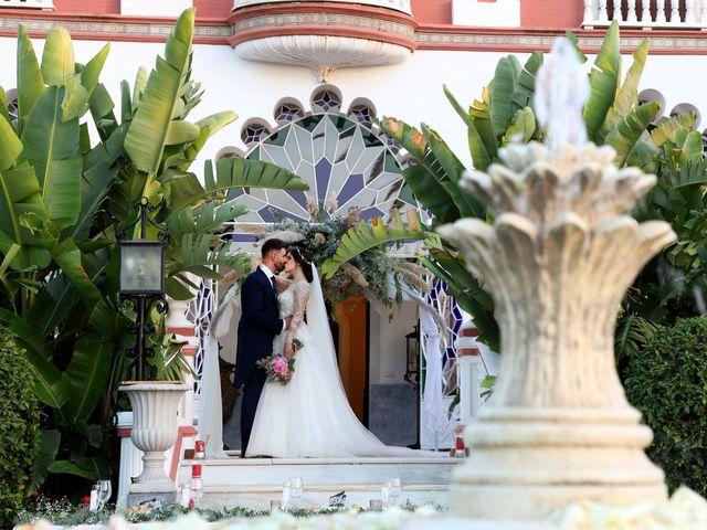 La boda de Irene y Fran en Villalba Del Alcor, Huelva 85