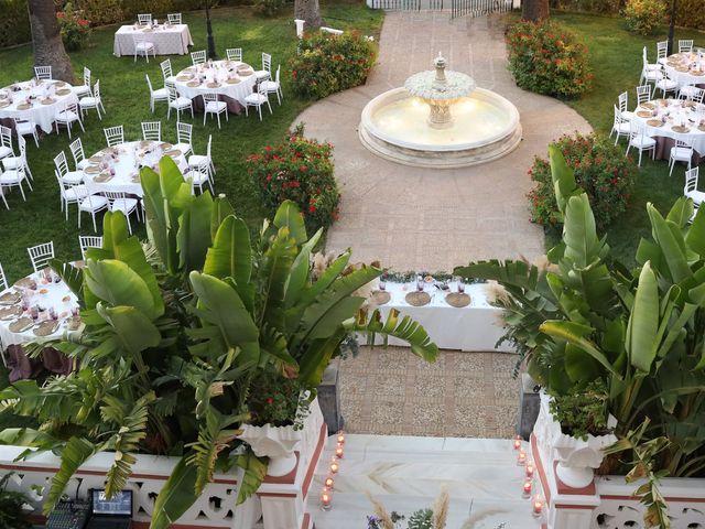 La boda de Irene y Fran en Villalba Del Alcor, Huelva 86