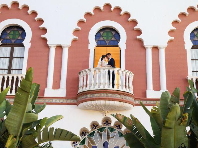La boda de Irene y Fran en Villalba Del Alcor, Huelva 87