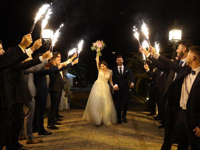 La boda de Irene y Fran en Villalba Del Alcor, Huelva 88
