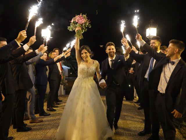 La boda de Irene y Fran en Villalba Del Alcor, Huelva 92