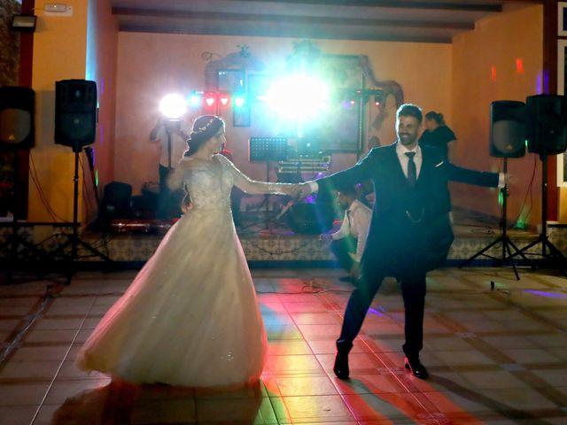 La boda de Irene y Fran en Villalba Del Alcor, Huelva 93