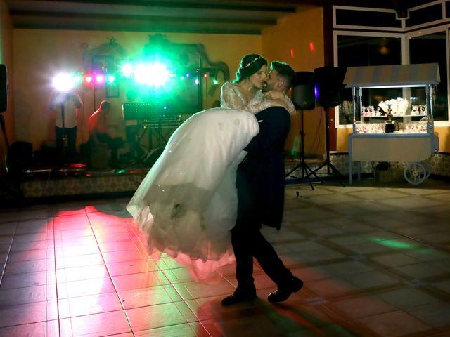 La boda de Irene y Fran en Villalba Del Alcor, Huelva 94