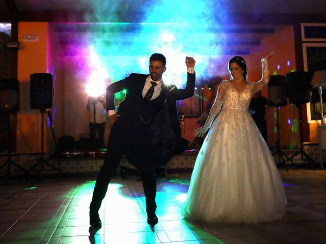 La boda de Irene y Fran en Villalba Del Alcor, Huelva 98