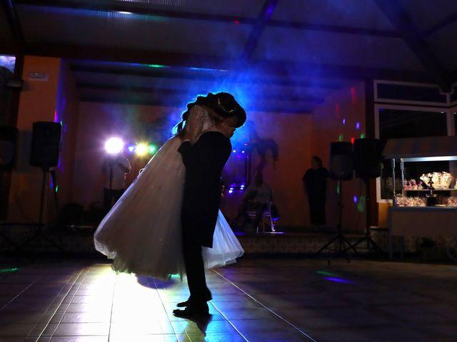 La boda de Irene y Fran en Villalba Del Alcor, Huelva 99