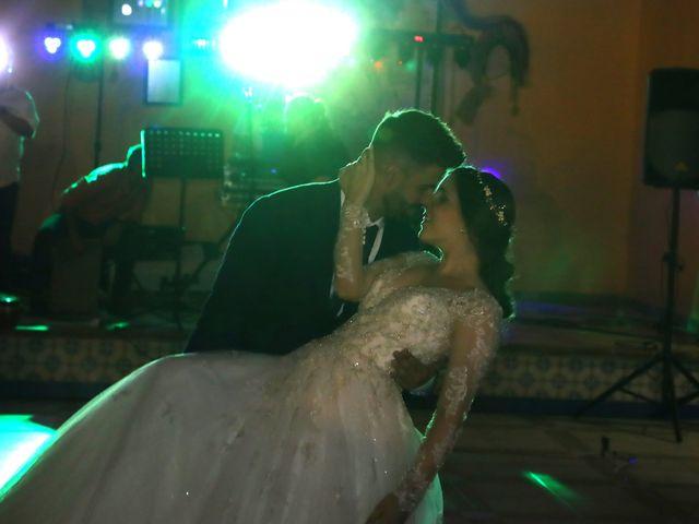 La boda de Irene y Fran en Villalba Del Alcor, Huelva 100