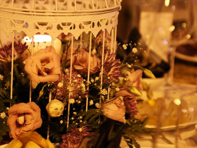 La boda de Irene y Fran en Villalba Del Alcor, Huelva 91