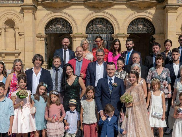 La boda de Yeray y Maddi en Donostia-San Sebastián, Guipúzcoa 9