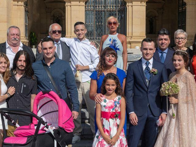 La boda de Yeray y Maddi en Donostia-San Sebastián, Guipúzcoa 10