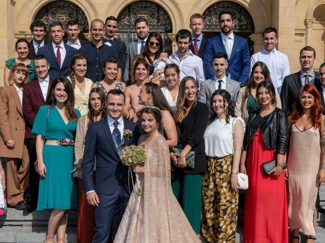 La boda de Yeray y Maddi en Donostia-San Sebastián, Guipúzcoa 11