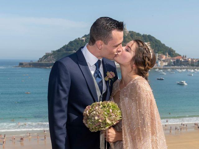La boda de Yeray y Maddi en Donostia-San Sebastián, Guipúzcoa 12