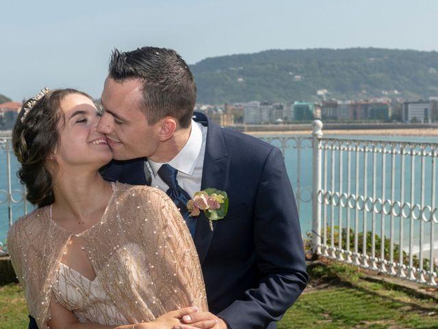 La boda de Yeray y Maddi en Donostia-San Sebastián, Guipúzcoa 13