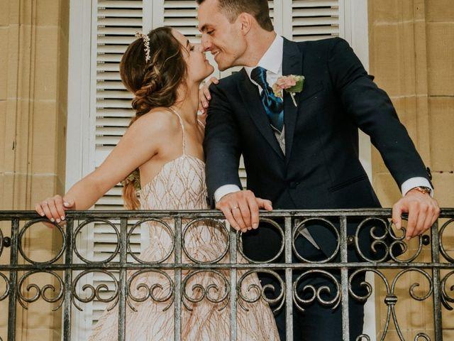La boda de Yeray y Maddi en Donostia-San Sebastián, Guipúzcoa 16