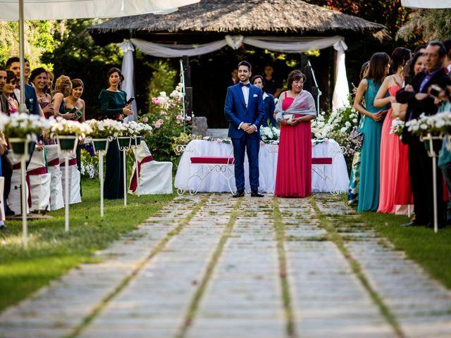 La boda de Ismael y Laura en Toledo, Toledo 42
