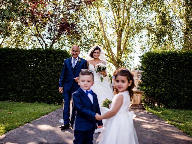 La boda de Ismael y Laura en Toledo, Toledo 46