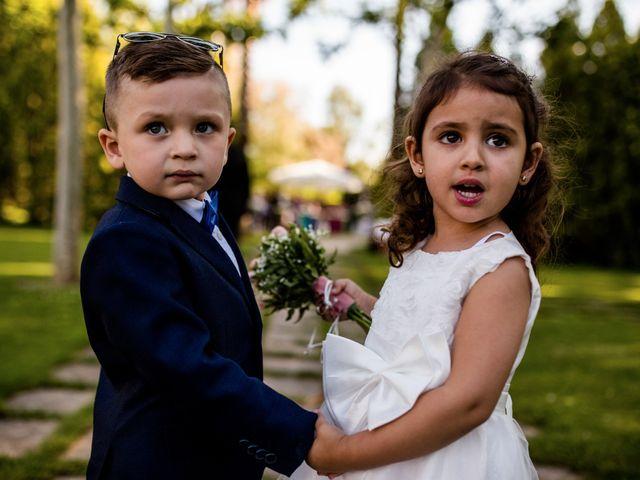 La boda de Ismael y Laura en Toledo, Toledo 47