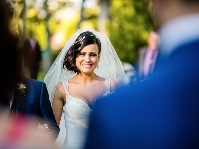 La boda de Ismael y Laura en Toledo, Toledo 49