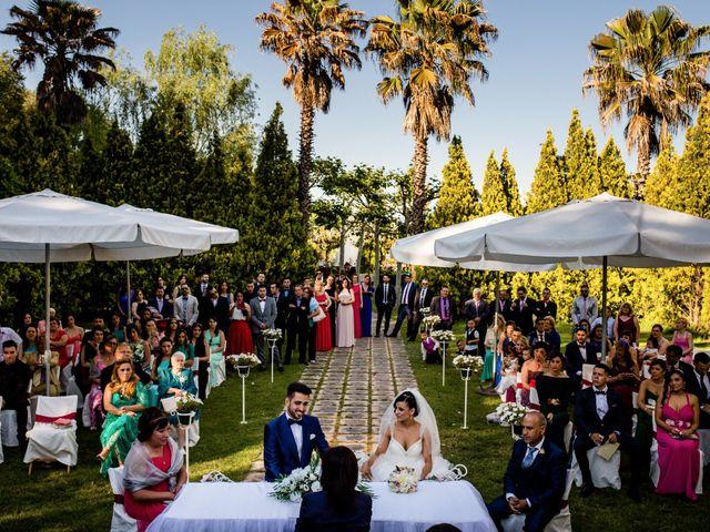 La boda de Ismael y Laura en Toledo, Toledo 53