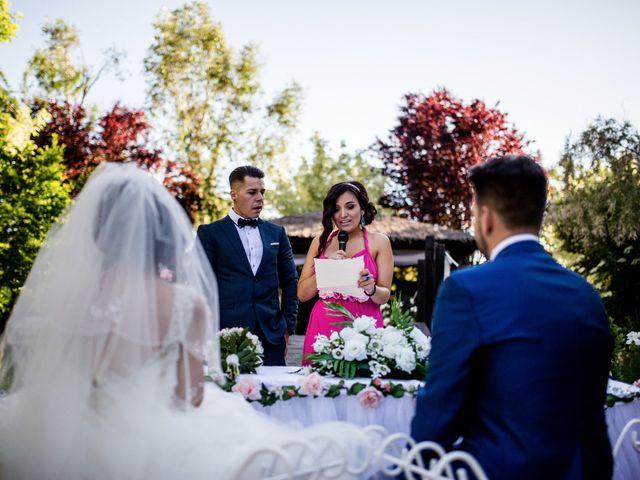 La boda de Ismael y Laura en Toledo, Toledo 57