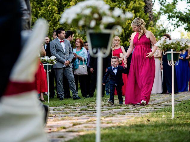 La boda de Ismael y Laura en Toledo, Toledo 70