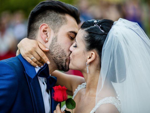 La boda de Ismael y Laura en Toledo, Toledo 77