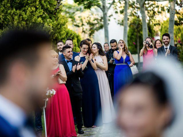 La boda de Ismael y Laura en Toledo, Toledo 78
