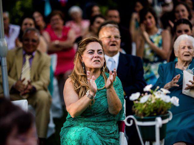 La boda de Ismael y Laura en Toledo, Toledo 79