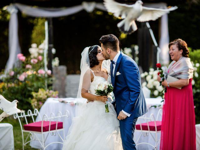 La boda de Ismael y Laura en Toledo, Toledo 83