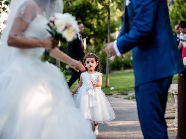 La boda de Ismael y Laura en Toledo, Toledo 85