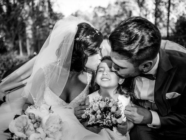 La boda de Ismael y Laura en Toledo, Toledo 86