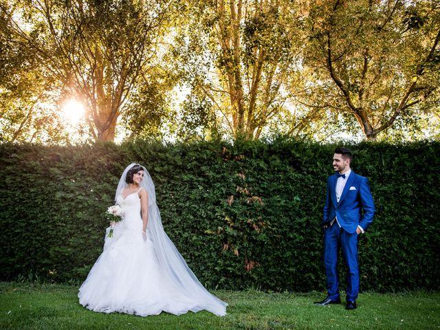 La boda de Ismael y Laura en Toledo, Toledo 89