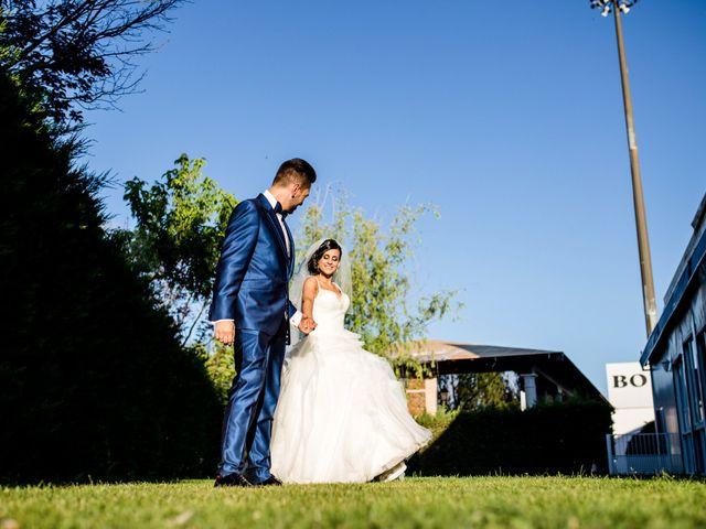 La boda de Ismael y Laura en Toledo, Toledo 101