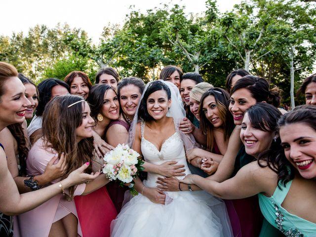 La boda de Ismael y Laura en Toledo, Toledo 112
