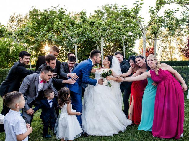 La boda de Ismael y Laura en Toledo, Toledo 115